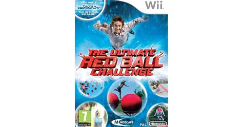 Nintendo Wii The Ultimate Red Ball Challenge - BBC's Total