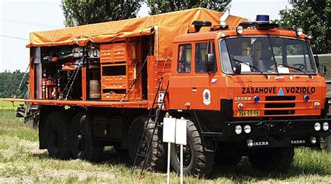 Rescue Vehicle T-815 8x8 VVN | Ministry of Defence & Armed