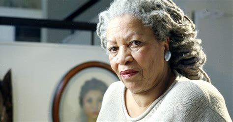 Toni Morrison, first African American female author to win