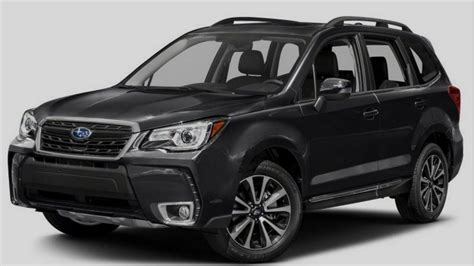 FIRST LOOK!! 2019 Subaru Forester XT Changes | BLACK