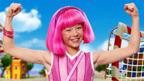LAZY TOWN MEME THROWBACK   Take A Vacation Music Video
