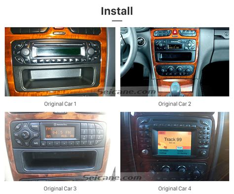 Seicane S127507 Double Din Pure Android 6