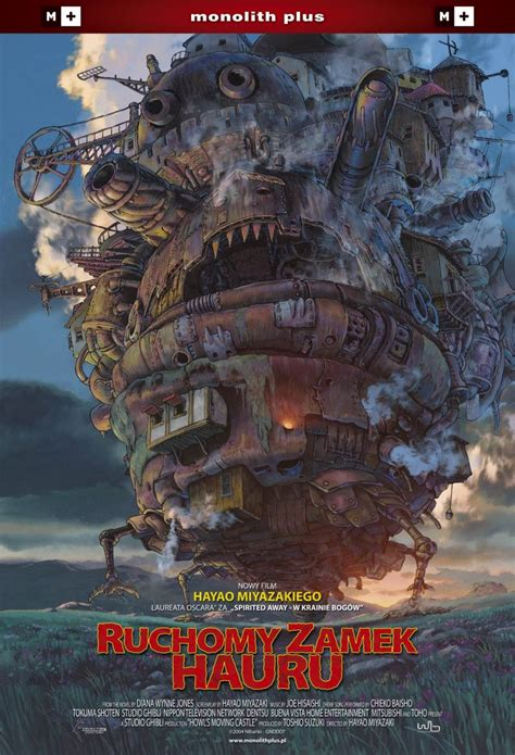 Posters // Howl's Moving Castle // Nausicaa
