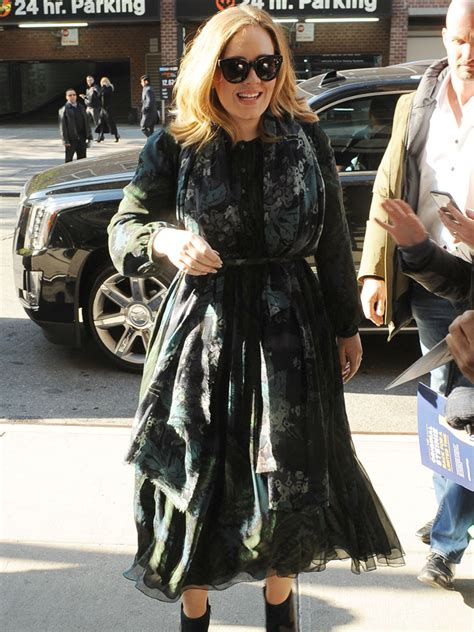 What a transformation! See Adele's weight loss story in