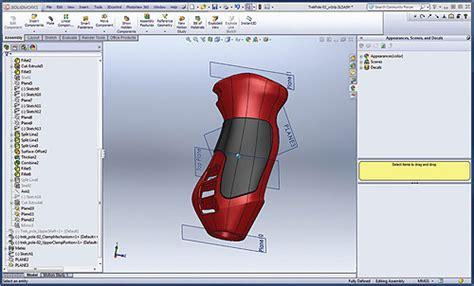 Organic Shape Modeling for Engineers