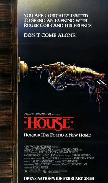House - Gallery: The 50 Sickest Horror Movie Posters Of