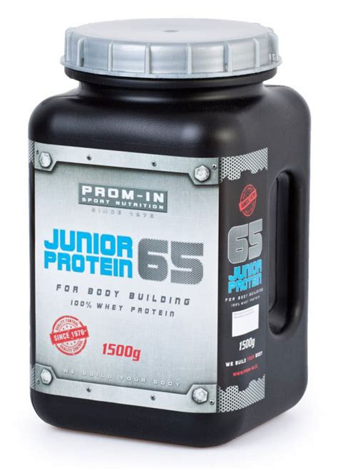 PROM-IN JUNIOR PROTEIN 65 | fitness