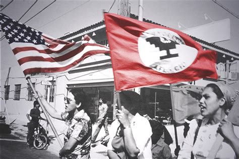 How One Flag Went From Representing Farmworkers to Flying