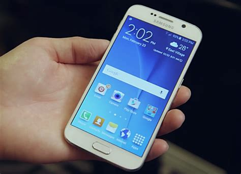 Samsung Galaxy S6 Philippines Price and Release Date