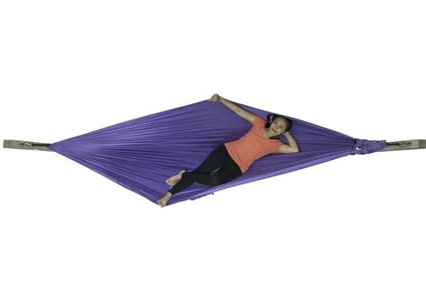 COMPACT HAMMOCK - FIALOVÁ - (express bag) | Ticket to the