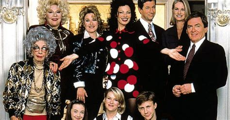 Key cast members of The Nanny reunite in adorable reunion