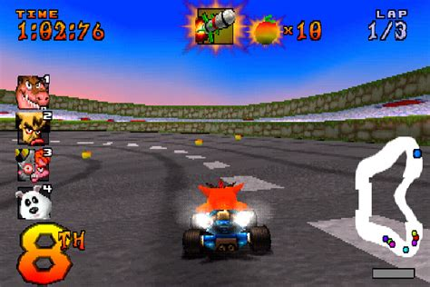 Crash Team Racing(CTR) For PC - Download Game House Full