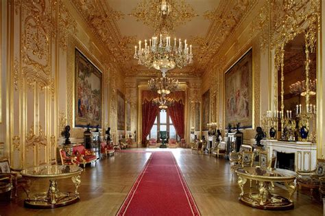 Inside Windsor Castle: where the Queen escapes for the