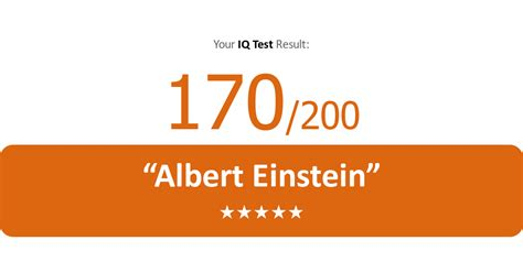 I've got 170 in this IQ test