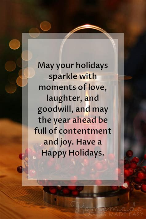130 Best 'Happy Holidays' Greetings, Wishes, & Messages