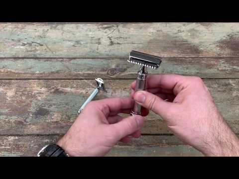Muhle Replacement Top Cap for R89 Razors (Also fits Edwin