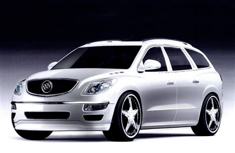 Buick Enclave Urban CEO Edition 50 Cent's G8 Coming At