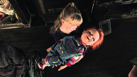 Curse of Chucky - Film Clip - What's for Dinner - YouTube