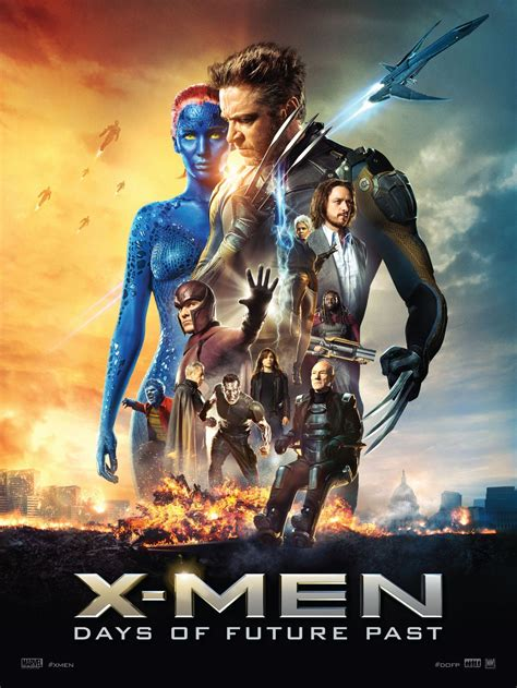 X-Men: Days Of Future Past Movie Trailer, Reviews and More
