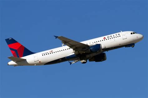 Delta Air Lines Fleet Airbus A320-200 Details and Pictures