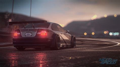 New Need For Speed Will Feature The Iconic BMW M3 E46 From