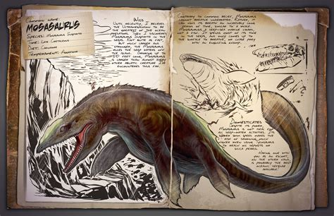 New ARK: Survival Evolved Images Showcase Mosasaurus and