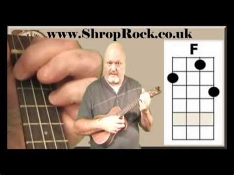 How To Play Really Easy Ukulele (4a) Knocking On Heaven's