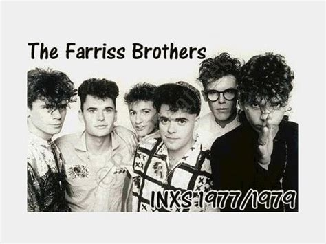 The Farriss Brothers || 1979 (Early INXS) - YouTube