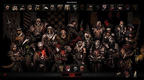 Darkest Dungeon Butcher's Circus Free PvP DLC Released on