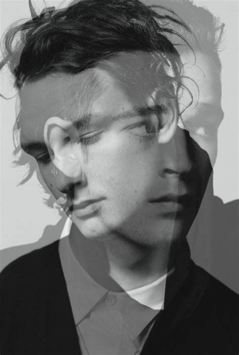 a talk with Matt Healy from The 1975