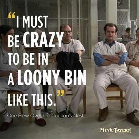 One Flew Over the Cuckoo's Nest | Favorite movie quotes