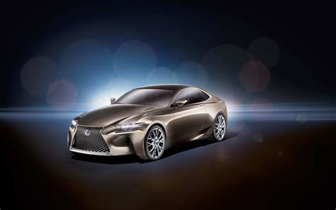 2015 All new Lexus RC F Wallpapers   HD Wallpapers   ID #14167