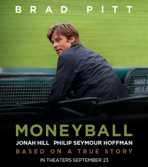 Moneyball: the Movie – Who Knew Brad Pitt Was a