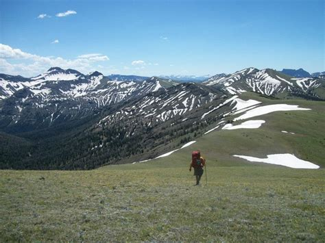 Backpacking Yellowstone National Park: The Lamar River