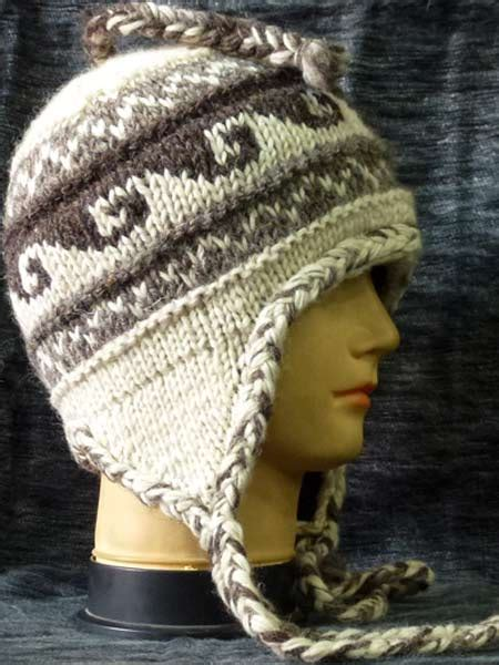Sherpa ski beanies for only US$3