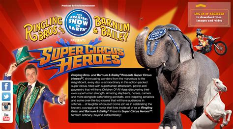 Discount Tickets to Ringling Bros