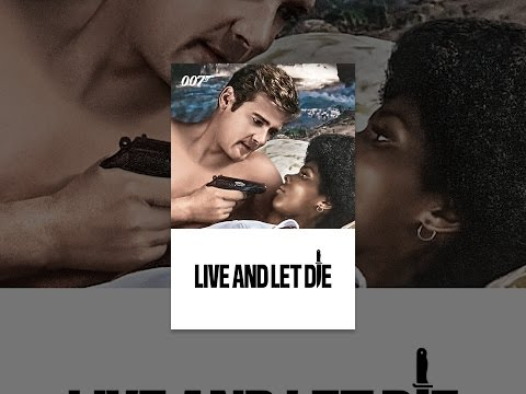 Live and Let Die (novel) - Wikipedia