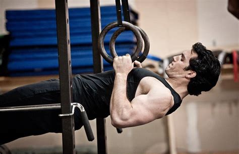 An Insight Into Henry Cavill And Antje Traue Training For