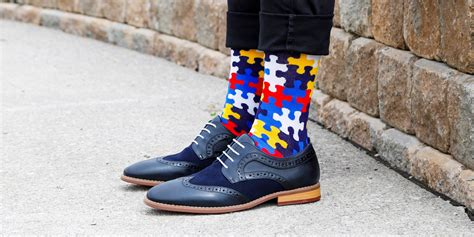 Two brothers are on a mission to bring fun, funky socks to