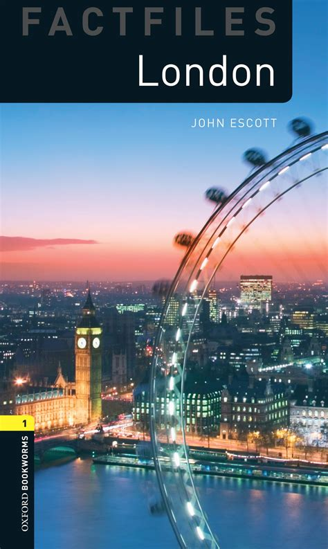 London Level 1 Factfiles Oxford Bookworms Library eBook by