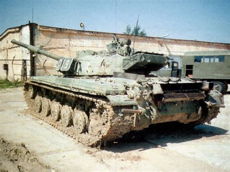 T-64B T-64 B Pictures gallery main battle tank of T-64B