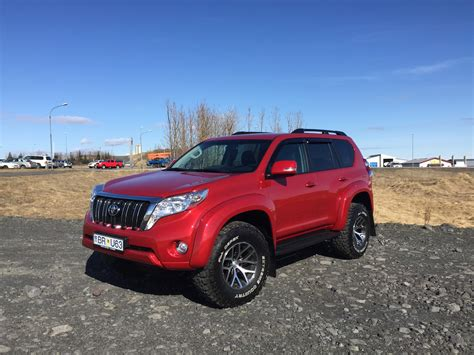 My parents just bought this 2016 Land Cruiser, modified by