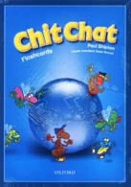 Chit Chat 1 Flashcards - UčebniceMapy