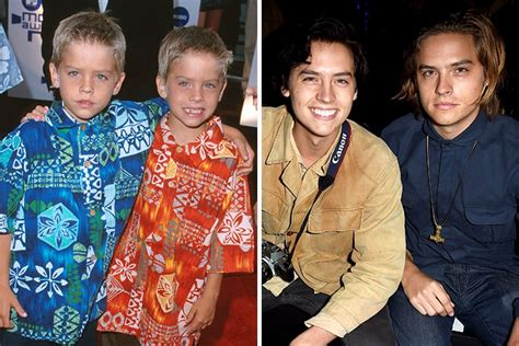 Dylan and Cole Sprouse Then & Now!   Albany Daily News