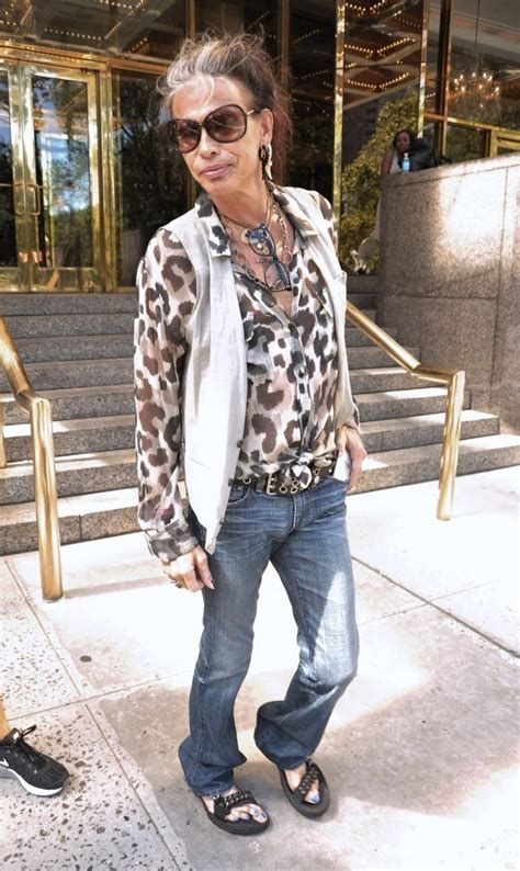 Steven Tyler Photos Photos - Celebs Spotted Out During New