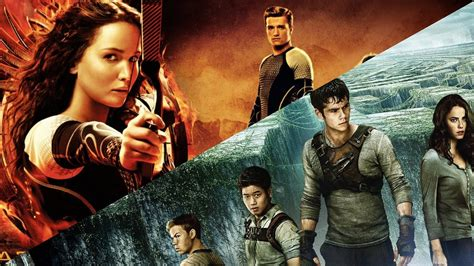 The Hunger Games meets The Maze Runner - YouTube