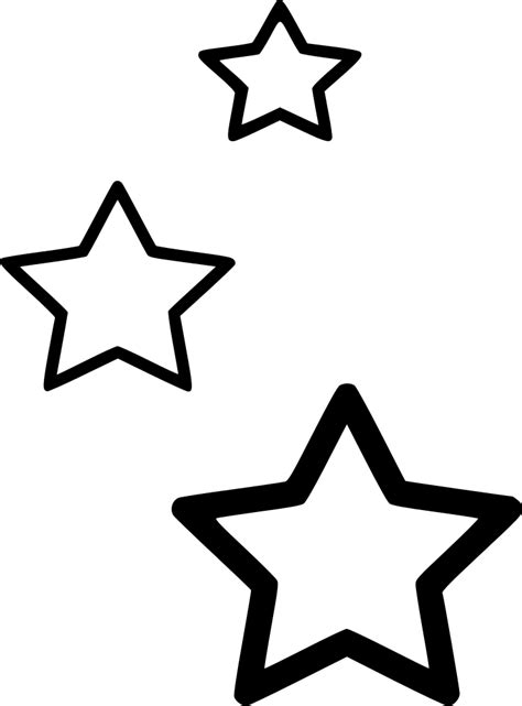 Stars Svg Png Icon Free Download (#539928