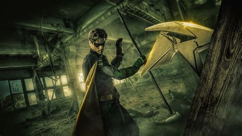 Robin in Titans 2018 TV Series 4K Wallpapers | HD
