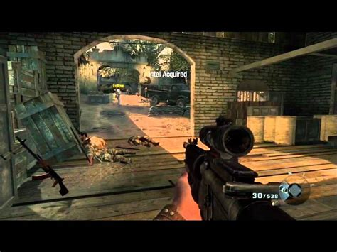call of duty black ops hidden intel operation 40 - YouTube