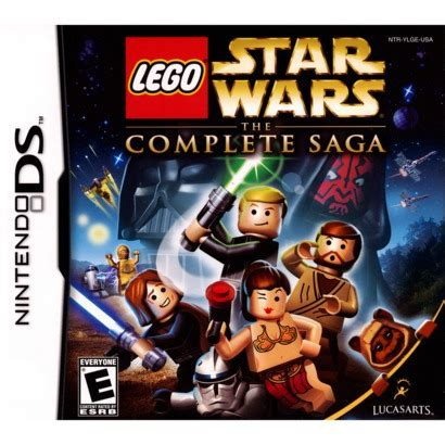 LEGO Star Wars - The Complete Saga (US) ROM Download for
